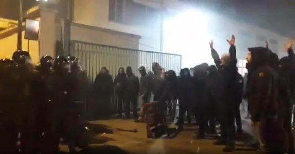 VIDEO. La police lance une charge ultra-violente contre des grévistes RATP pacifiques