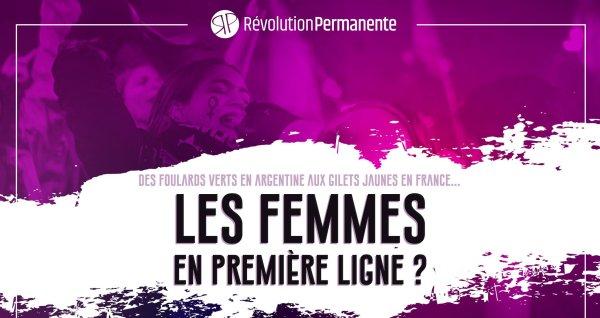 Meeting à Paris : venez débattre avec Andrea D'Atri, figure du féminisme en Argentine