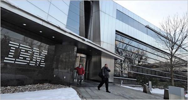 En Belgique, IBM sacrifie 228 emplois sur l'autel du profit.