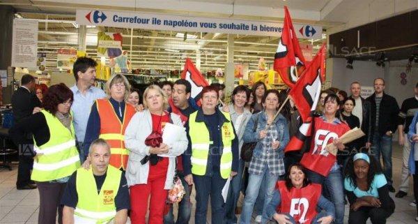 Carrefour, PSA, même combat : Les salariés doivent s'unir contre les suppressions d'emplois