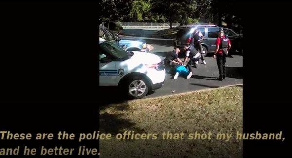 VIDEO. États-Unis. Une vidéo montre le moment où les policiers ont tué Keith Scott à Charlotte