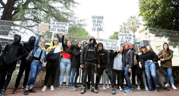 Vent de révolte chez les lycéens : vers une tempête le 5 décembre ?