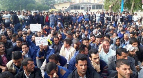 Iran : Une vague historique de grèves ouvrières traverse le pays