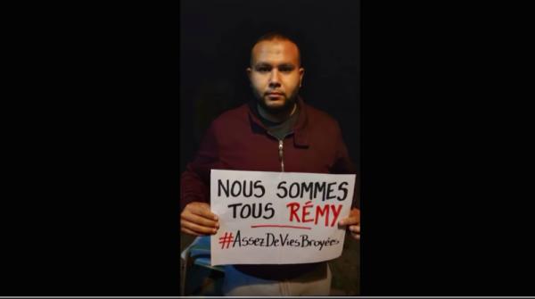 Vidéo de soutien à Rémy, intérimaire de PSA Valenciennes grièvement blessé à l'usine
