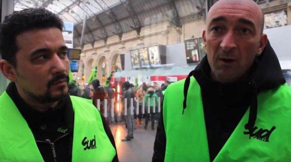 [Vidéo] Parole de cheminot. Loi travail et décret SNCF : deux réformes, une seule lutte