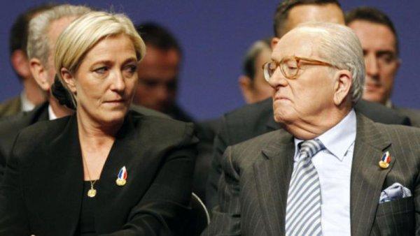 Le Pen contre Le Pen : quand le père est en procès contre la fille.