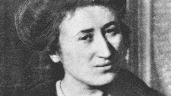 Rosa Luxemburg, la rose rouge du socialisme