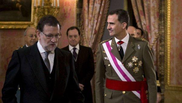 Le Roi et Rajoy veulent décider de qui peut ou pas se présenter à la tête de la Généralité