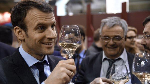 Investir dans la campagne Macron : un bon filon pour la bourgeoisie