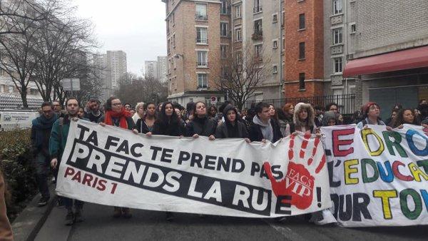 L'AG de Paris 1 se solidarise avec les étudiants anti-guerre réprimés par Erdogan en Turquie