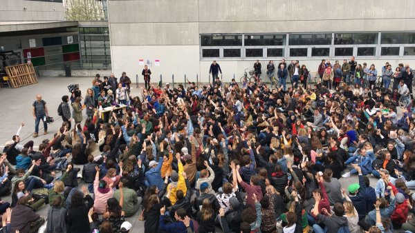 La FAGE organise un sondage pour aider le gouvernement à débloquer les universités