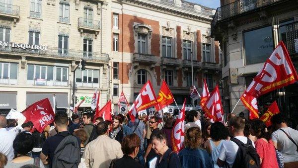 Toulouse. 200 manifestants contre la venue de l'ambassadrice d'Israël. Les CRS matraquent et gazent