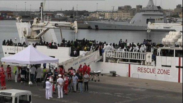 Salvini refuse d'accueillir les 177 migrant.e.s du Diciotti