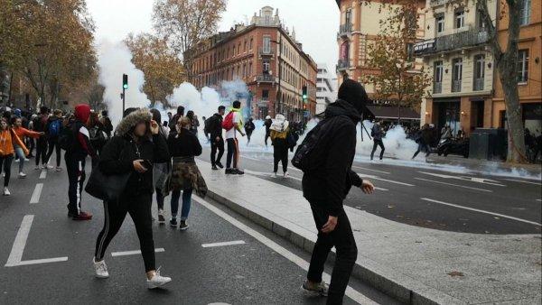 Toulouse. La préfecture bloque les transports pour paralyser les mobilisations lycéennes