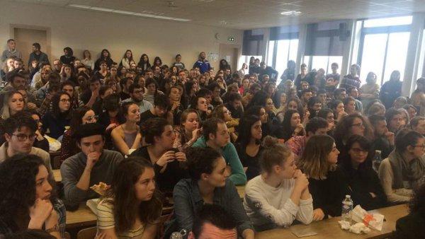 L'occupation de Sciences Po Toulouse votée à une écrasante majorité !