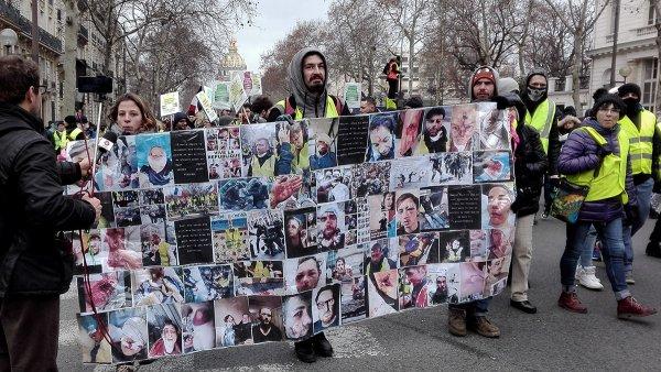 Invalides : comment la police a empêché la minute de silence contre les violences policières de se tenir
