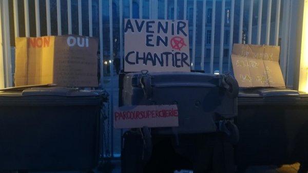 Encore une étape de franchie : la BAC utilise le taser contre les lycéens à Montpellier !
