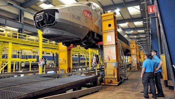 SNCF : Pour ne pas avoir à augmenter les salaires, une petite prime allouée au Matériel en Ile-de-France