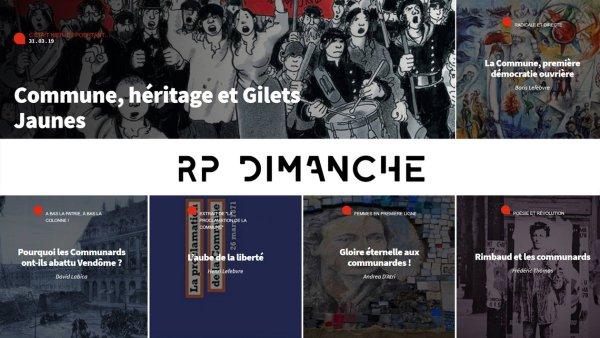 RP Dimanche #12 | Leçons de la Commune de Paris