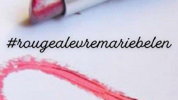 Marche colorée pour Marie-Bélen, assassinée à Marseille, ce 15 avril