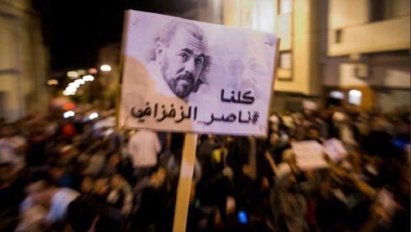 Maroc. Nasser Zefzafi, et 40 autres opposants condamnés de 1 à 20 ans de prison