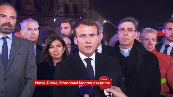 Le non-discours de Macron a fuité : qu'en est-il de l'effet « Waouh » ?