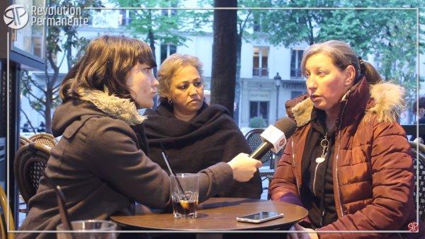 """Vidéo. """"Pourquoi m'ont-ils tiré dessus ?"""" s'indignait Zineb Redouane avant de mourir. Sa fille témoigne"""
