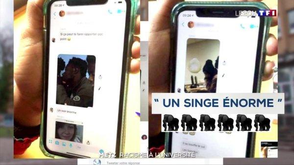 Metz. Une discussion Facebook pour se moquer des étudiants noirs