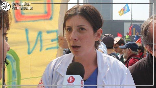 """Vidéo. """"Ils ont fermé 100.000 lits en 20 ans"""". La colère des personnels des urgences hospitalières"""