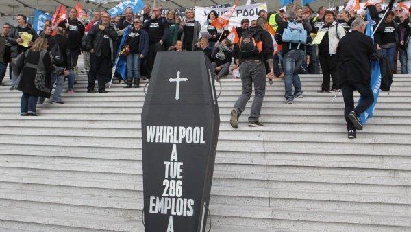 Whirlpool. Muriel Pénicaud autorise l'entreprise à licencier représentants du personnel et délégués syndicaux