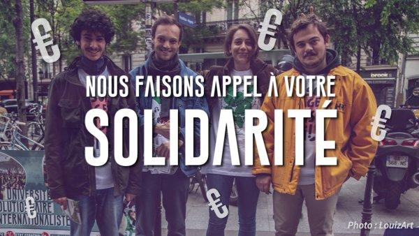 Vidéo. Soutenez l'Université d'été organisée par Révolution Permanente et Du Pain et des Roses !