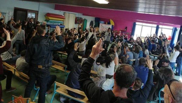 A Toulouse, la grève de l'Éducation nationale se poursuit : la nécessité de l'extension