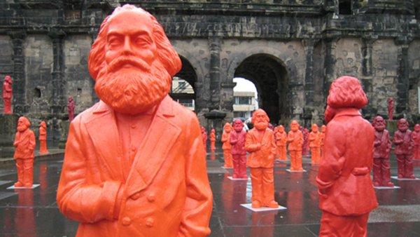 Marx, le communisme comme stratégie. A propos du nouveau livre d'Isabelle Garo