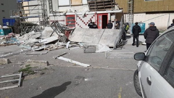 Deux ouvriers morts sur un chantier suite à l'effondrement de leur nacelle
