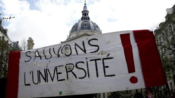 A Paris 1, victoire pour les doctorants mobilisés contre la précarité à l'Université