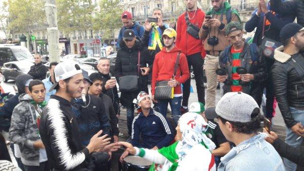 """VIDEO Rahim, algérien exilé en France : """"on veut un changement radical de société !"""""""