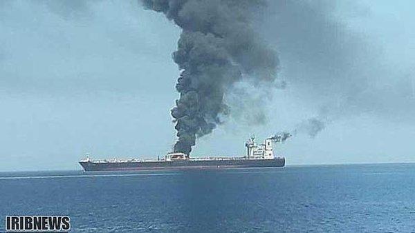 Sur fond de tensions avec l'Arabie Saoudite, un pétrolier iranien frappé par des missiles