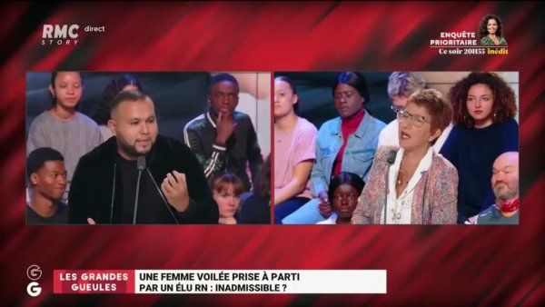 "Anasse Kazib : face à la déferlante islamophobe, ""il va falloir faire bloc"""