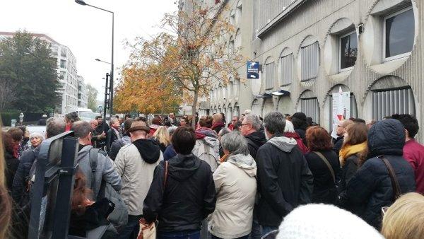 Saint-Denis. Une militante féministe criminalisée pour avoir voulu… manifester