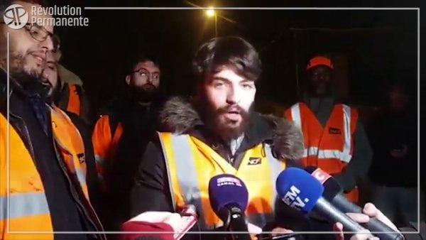 """Grève à Châtillon : """"On est face à une direction jusqu'au-boutiste qui refuse une sortie de conflit !"""""""