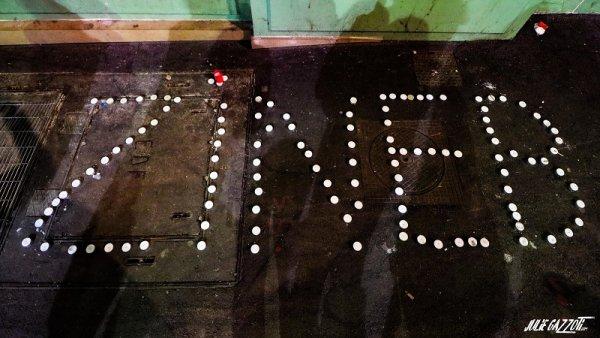 Marseille. La marche d'hommage à Zineb fortement réprimée ce 30 novembre