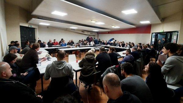 Rencontre interpro IDF le 6 décembre « pour que la grève appartienne aux grévistes »