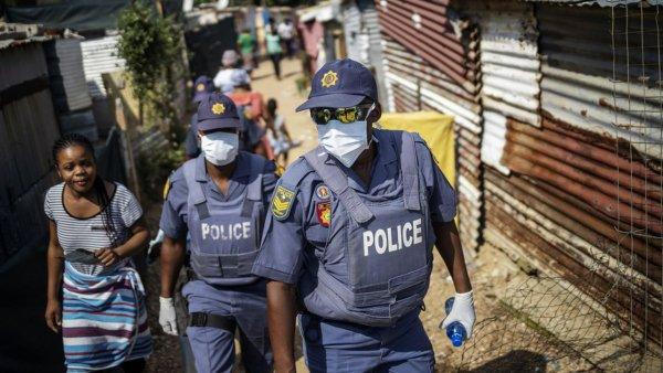 Début du confinement : émeutes de la faim et répression policière en Afrique du Sud
