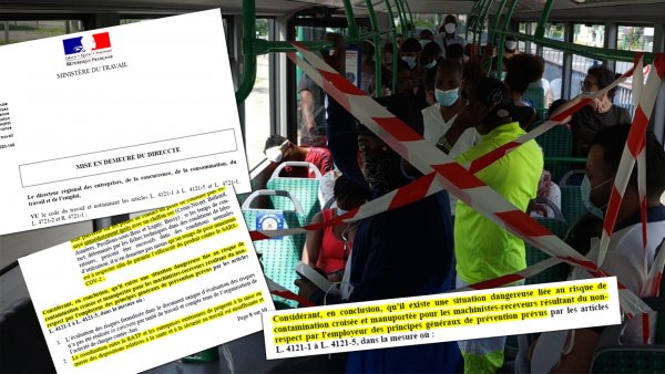 La RATP sanctionnée par l'inspection du travail pour risque de contamination dans les bus