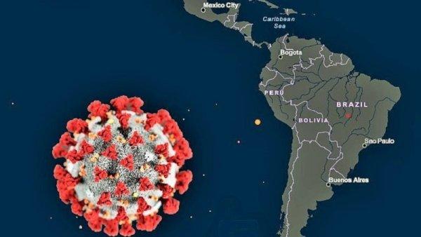 L'Amérique latine, nouvel épicentre de la pandémie