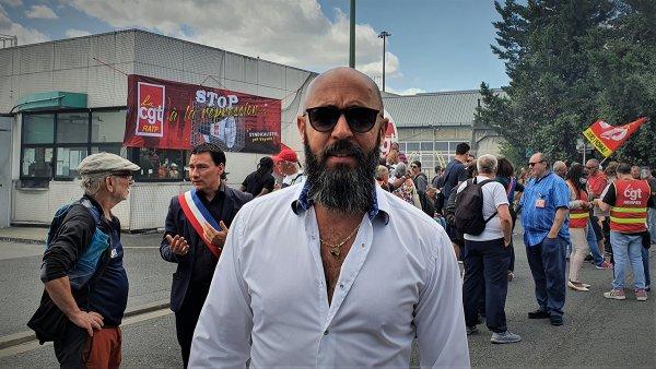 Du jamais-vu à la RATP : Alex El Gamal, syndicaliste CGT licencié pour sa combativité