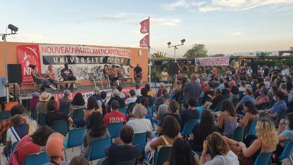 Congrès et menace de scission : Retour sur les discussions de l'Université d'été du NPA