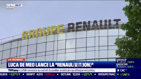 Le nouveau plan Renault : une « Renaulution » pour les actionnaires !