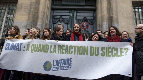 """Procès de l'inaction climatique : l'Etat reconnu coupable de """"préjudice écologique"""""""