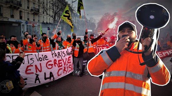 Paris. Ce 2 mars, rassemblement de soutien aux travailleurs de l'Infrapôle en lutte !